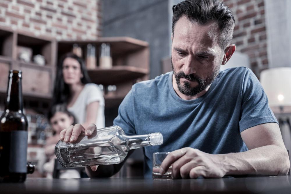 Детоксикація організму від алкоголю